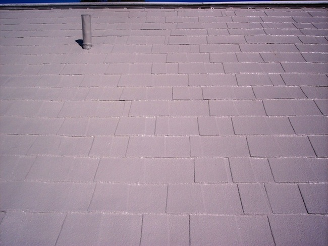 Colored Shingle Roof Coating Mist Grey