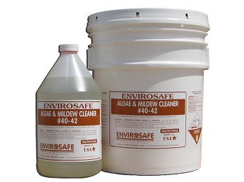 Algae - Mildew Cleaner