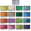Tropical Colors - Color Chart