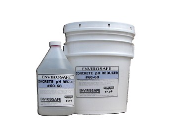 Concrete pH Reducer